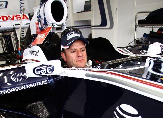 """Rubens Barrichello : """"Non sono ancora pronto a lasciare la Formula 1"""""""