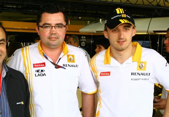 Lotus Renault: è sempre più probabile che la stagione 2012 inizi senza Robert Kubica