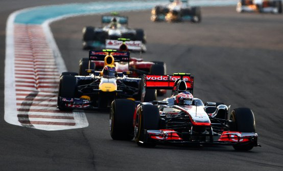 """McLaren, Button: """"Il kers mi ha creato diversi problemi in gara"""""""