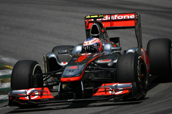 """McLaren, Button: """"Se piove domani, si puo' fare bene"""""""