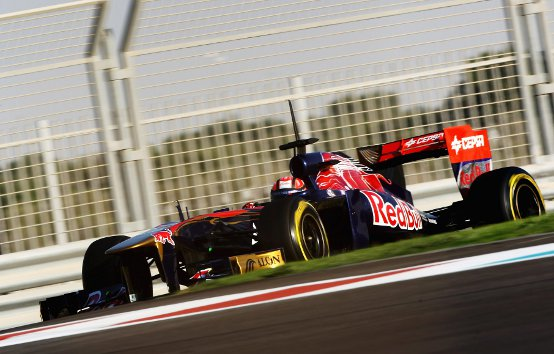 Ceccon subito convincente con Toro Rosso ad Abu Dhabi