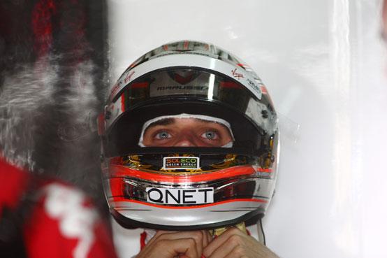 Jerome D'Ambrosio non crede che la sua carriera in Formula 1 sia finita