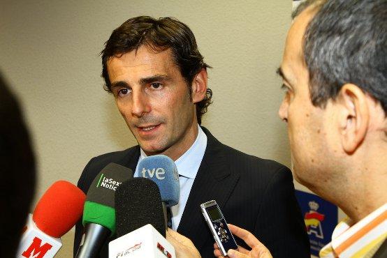 """HRT, Pedro de la Rosa alla stampa: """"Questo è un giorno speciale per me. Grazie a tutti"""""""