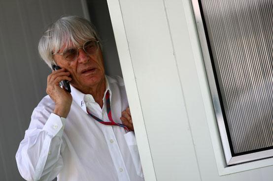 "Bernie Ecclestone: ""L'Europa è finita per la Formula 1"""