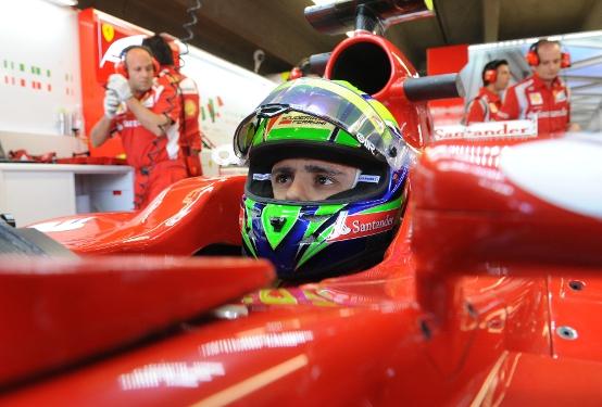 Ferrari: Un appuntamento speciale per Massa in Brasile