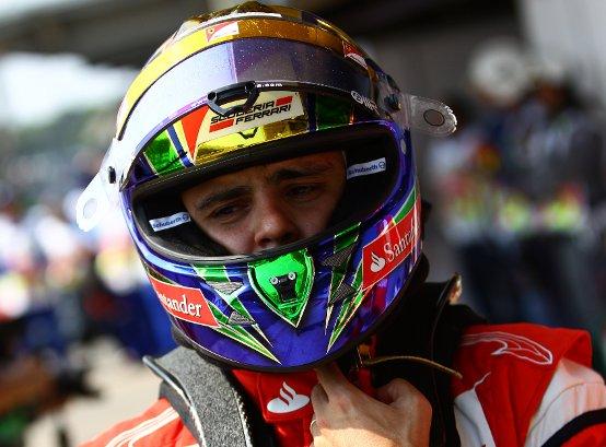 """Felipe Massa: """"Cosa chiedero' a Babbo Natale ? Una Ferrari fantastica per il prossimo anno"""""""