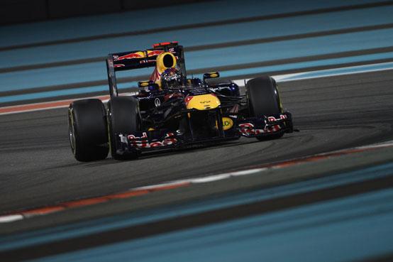 Fluttering anche per l'ala anteriore della Red Bull secondo la Ferrari