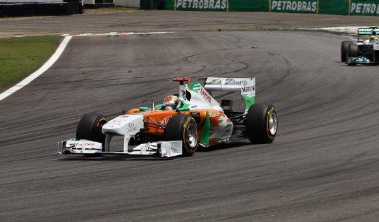 Force India: In Brasile il modo migliore per chiudere la stagione
