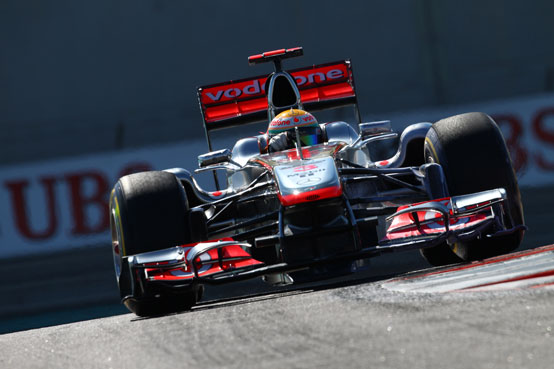 GP Abu Dhabi, Prove Libere 3: Hamilton ancora il più veloce