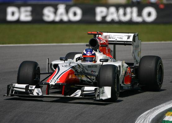 HRT: soddisfazione da parte di Liuzzi e Ricciardo per essersi qualificati davanti alle Virgin