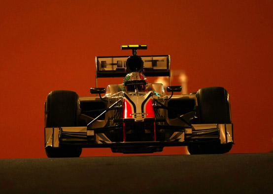 HRT: Liuzzi ventesimo, Ricciardo ritirato ad Abu Dhabi