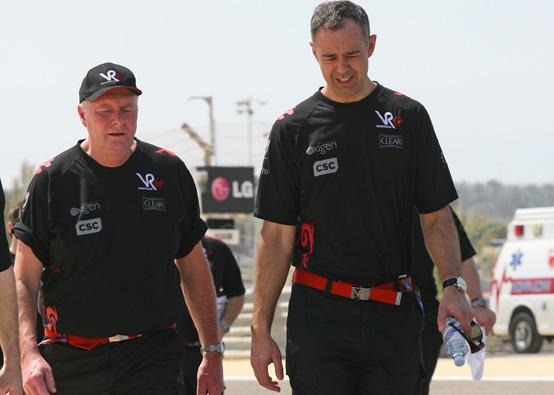 Virgin spera di finire la stagione in maniera positiva