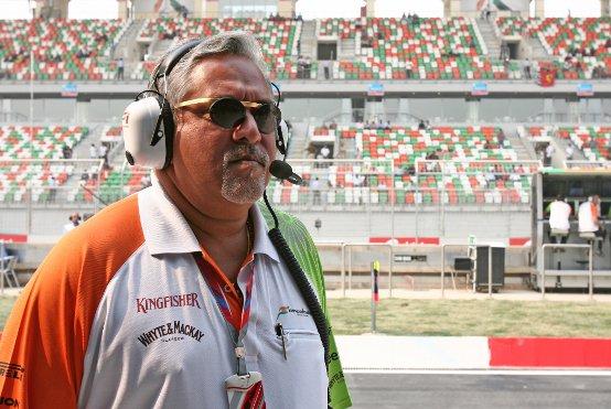Force India: Vijay Mallya considera la stagione 2011 come la più completa di sempre per il Team