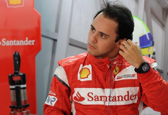 """Ferrari, Massa: """"Nel 2012 dobbiamo avere una stagione migliore"""""""