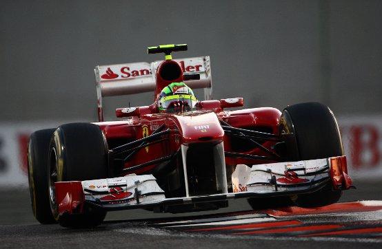 """Ferrari, Massa: """"Non posso essere soddisfatto di questo quinto posto"""""""