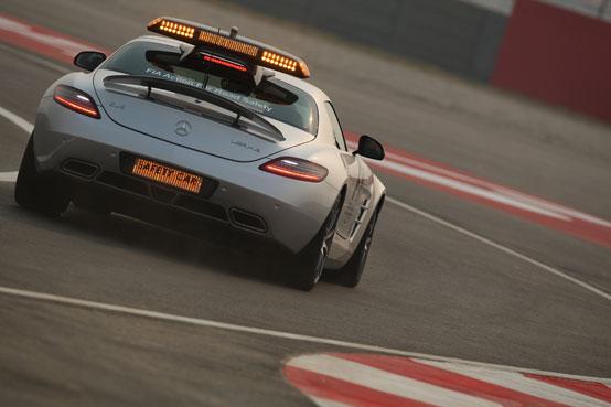 F1: Probabili modifiche alle regole sulla safety car nel 2012