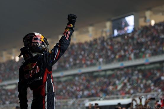 Pagelle del Gran Premio d'India
