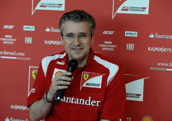 """Ferrari, Fry: """"Il prossimo anno dobbiamo dare ai nostri piloti una monoposto migliore"""""""