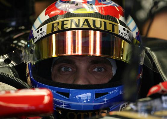 """Lotus Renault, Petrov: """"E' stata una giornata difficile per noi oggi"""""""