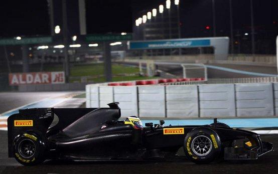 Pirelli: Test di pneumatici prototipo ad Abu Dhabi