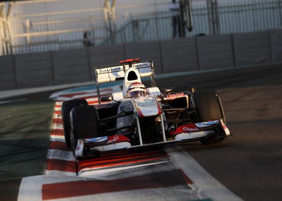 "Sauber, Kobayashi: ""Nel complesso, è stata una buona gara da parte nostra"""
