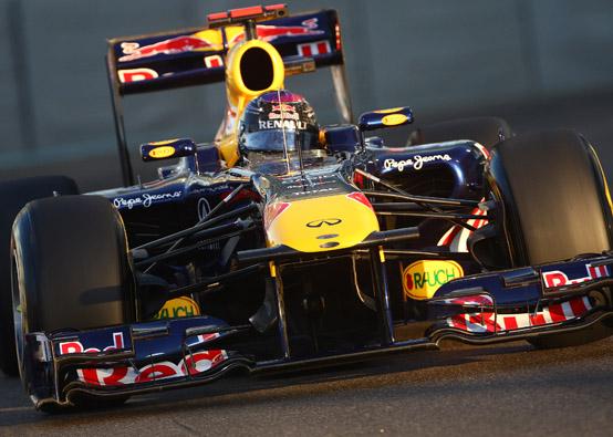 """Vettel: """"Sarà una gara lunga, le McLaren sono molto competitive"""""""