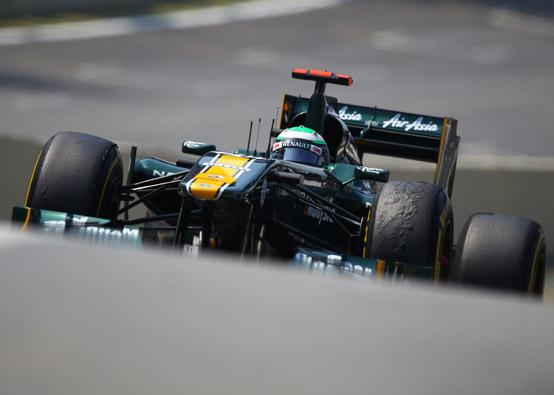 """Team Lotus, Kovalainen: """"Questa è stata una delle migliori qualifiche che ho fatto"""""""