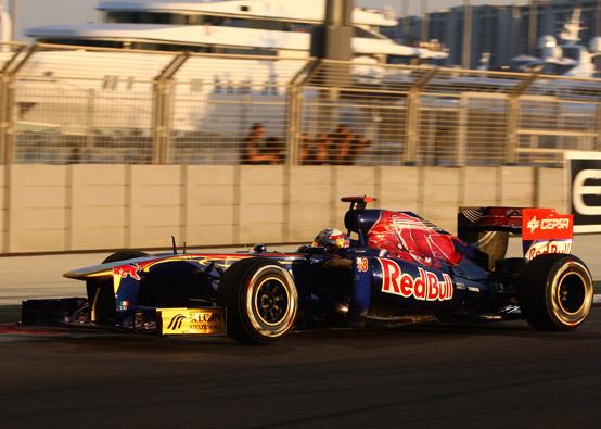 Toro Rosso: un risultato deludente nella gara di Abu Dhabi