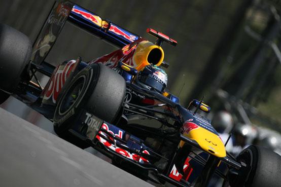 GP Brasile: Vettel da record, ancora in pole