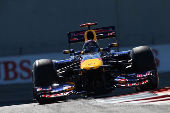 GP Abu Dhabi: Vettel in pole davanti alle McLaren, eguagliato il record di Mansell