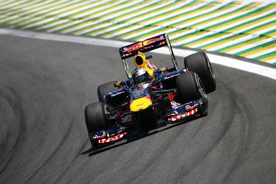 GP Brasile, Prove Libere 3: Vettel il più veloce