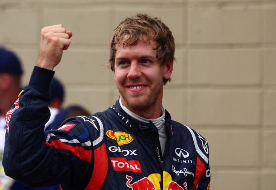 Red Bull, Sebastian Vettel conquista il record di pole stagionali