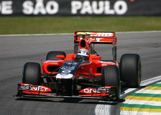 Virgin: Glock e D'Ambrosio delusi dalle qualifiche di Interlagos