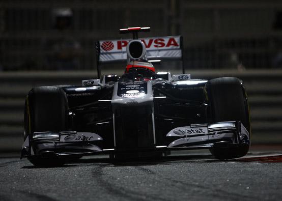 """Williams, Barrichello: """"E' stata una gara molto buona per me ed il team"""""""