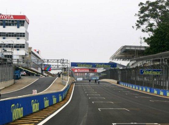 Gran Premio del Brasile: Una sola zona DRS ad Interlagos