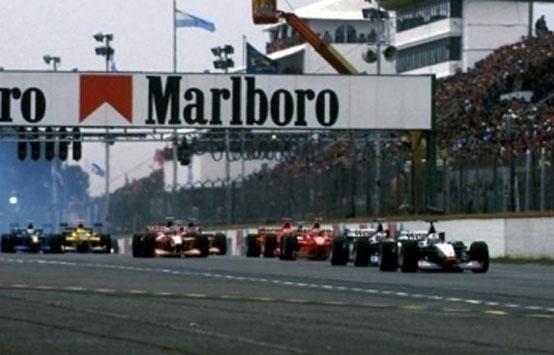 L'Argentina vorrebbe tornare in F1