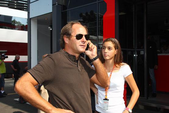 Berger minimizza le voci di un suo approdo alla Lotus in F1