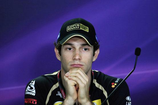 Bruno Senna apre ad una stagione da terzo pilota