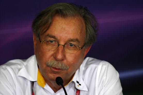 Renault, il primo motore V6 di F1 sarà testato nel 2012