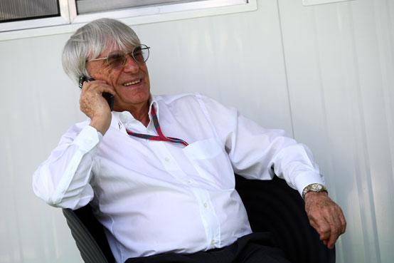 Ecclestone, nuova data limite agli organizzatori del GP di Austin