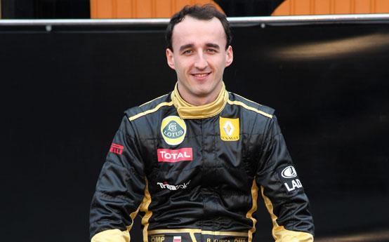 Kubica non sarà più seguito dal Dott.Ceccarelli