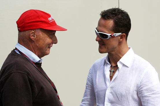 """Niki Lauda: """"I sorpassi con il DRS un errore in F1"""""""