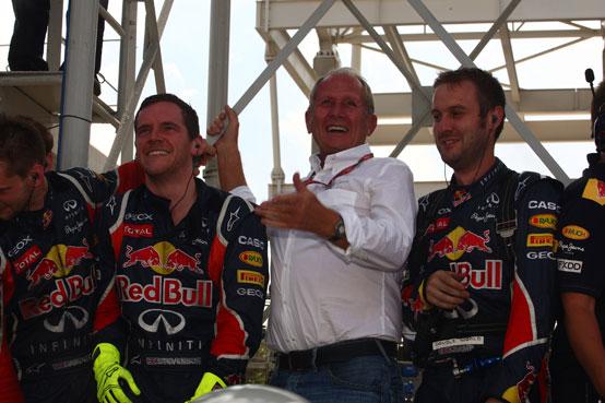Un successo a lungo termine assicurerà la permanenza della Red Bull in F1