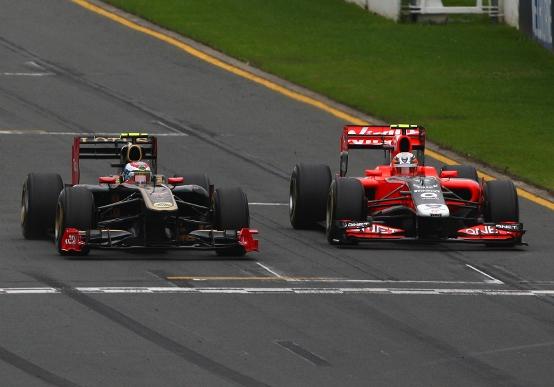 Petrov valuta un posto in Marussia per salvare la sua carriera in F1?