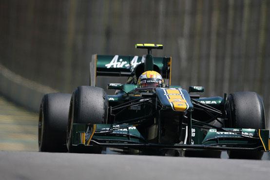 Team Lotus conferma l'ingaggio di John Iley