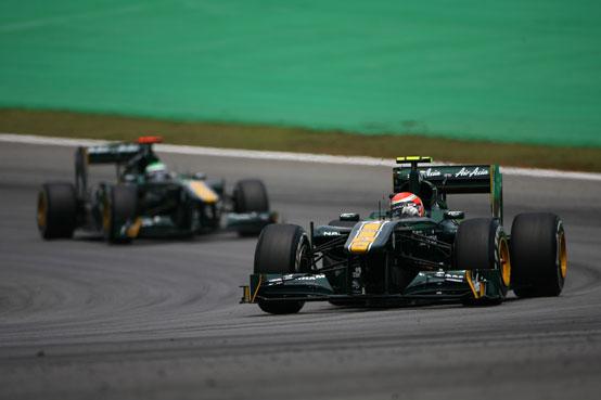 Jarno Trulli accusa i piloti paganti in F1