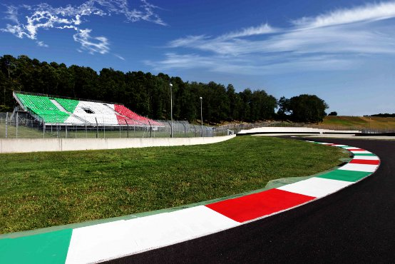 All'autodromo del Mugello il titolo di Best Grand Prix 2011