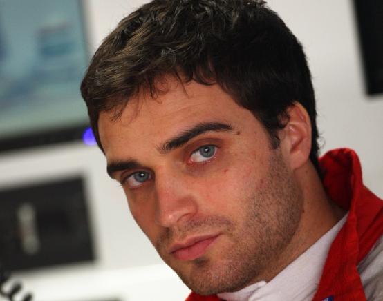 Jerome D'Ambrosio terzo pilota del Lotus F1 Team