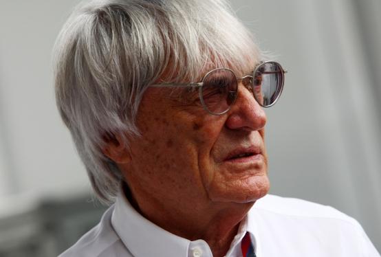 Bernie Ecclestone spera in una lotta all'ultima gara per il titolo