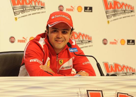 """Felipe Massa: """"Il mio futuro dipenderà dai risultati di quest' anno"""""""